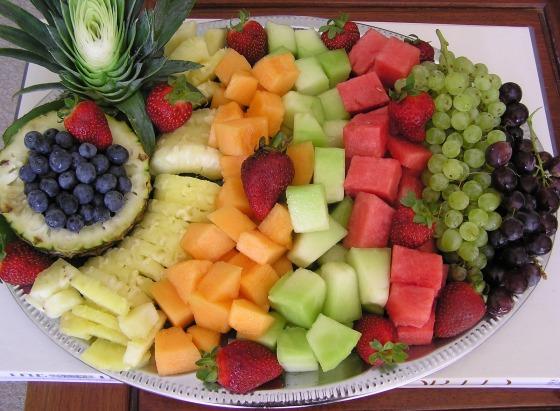 Fruit Platter 004